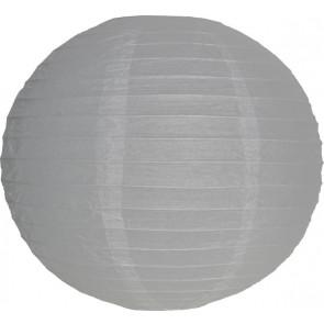 Papír lampion 30cm – fehér