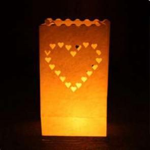 10 db Dekoratív állólámpás – szív