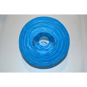 Papír lampion 20cm kék